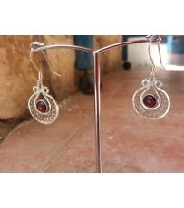 pomegranate with garnet